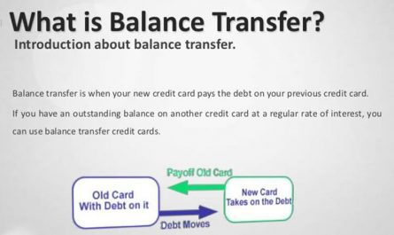 what is a balance transfer