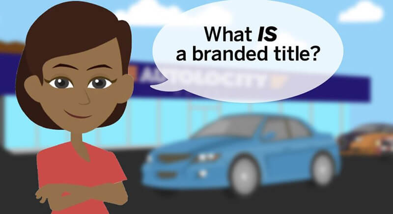 What is a branded title