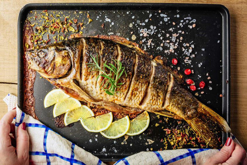 what is the most unhealthy fish to eat