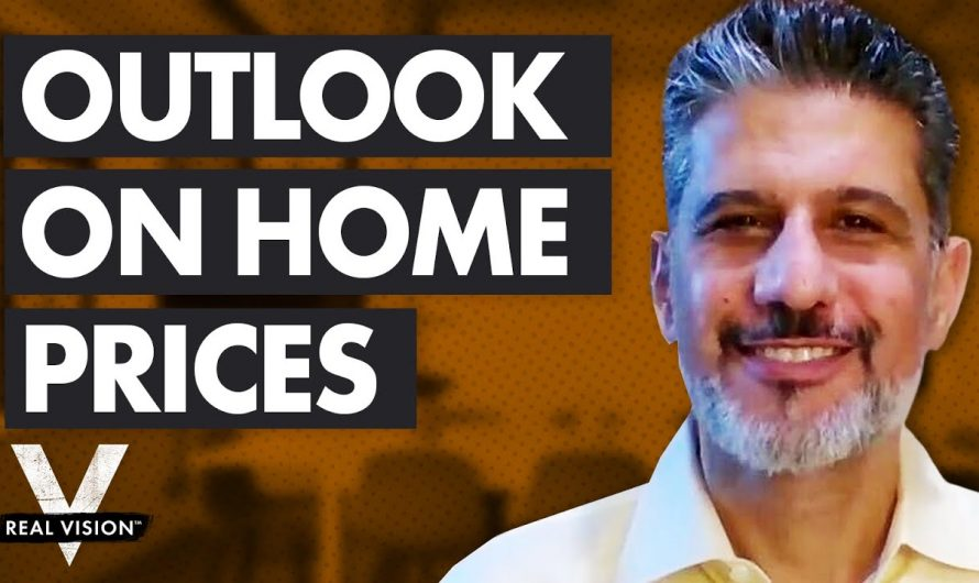 Whats Your Outlook For Home Prices? (w/ Logan Mohtashami)