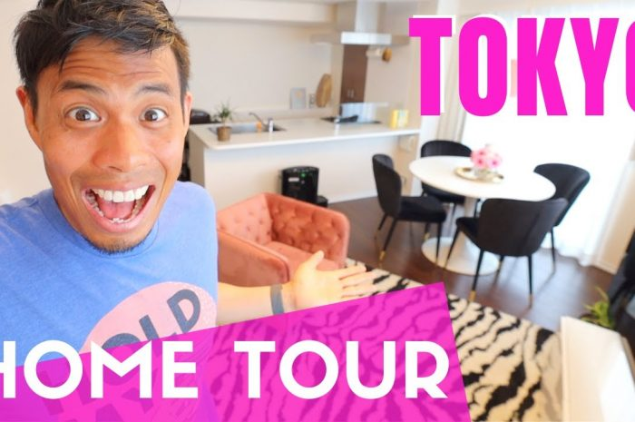 My New Tokyo Apartment Japanese Home Tour