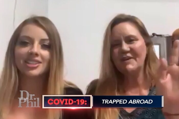 Women Stranded In India During COVID-19 Lockdown Claim Flight Home Could Cost Thousands