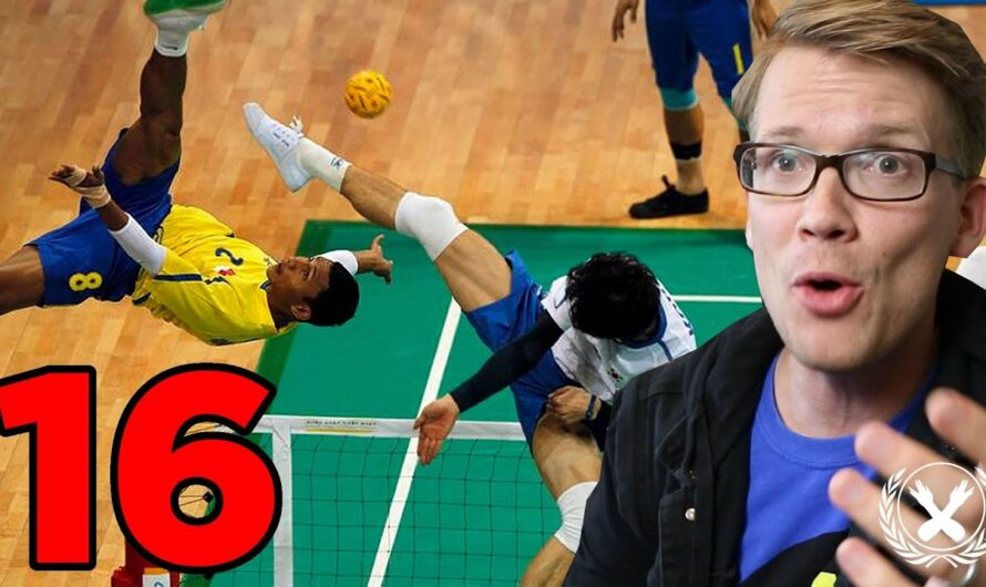 16 Sports that Should Be in the Olympics