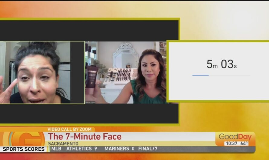 The 7 Minute Face – Part 1