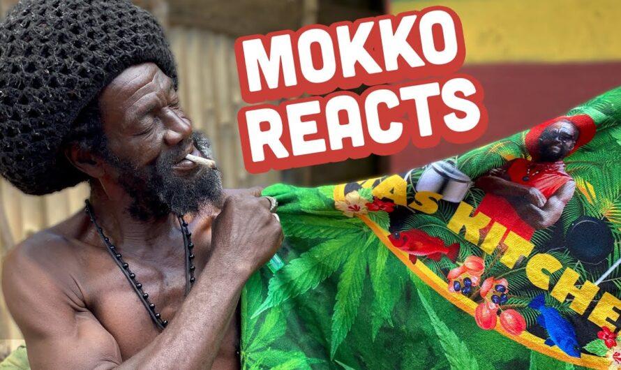 Mokko Reacts! Ras Kitchen Merch Reveal 2020!