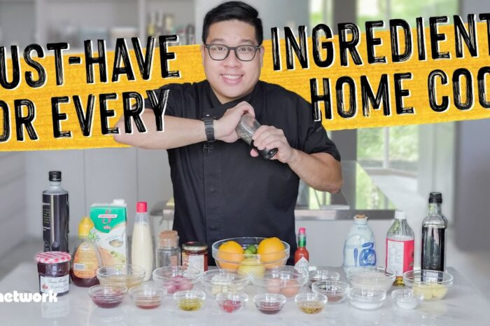 Must-Have Ingredients For Every Home Cook – How To Kitchen: EP1