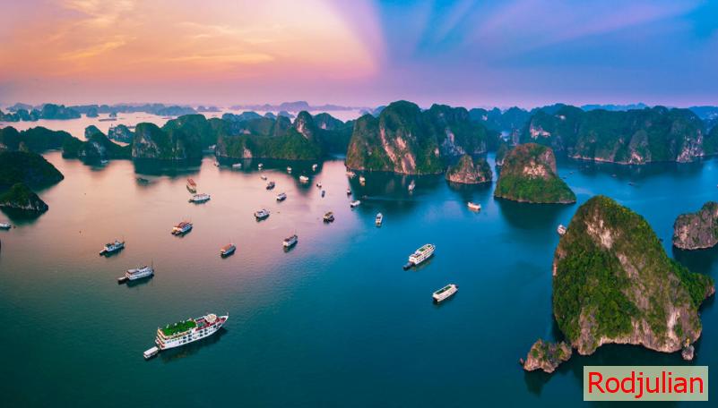 Ha Long Bay : Vietnam Paradise | Vietnam Travel!
