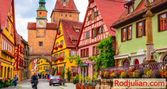 The Most Beautiful Places in Germany! Travel