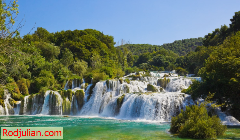 The most beautiful places in Croatia! Travel
