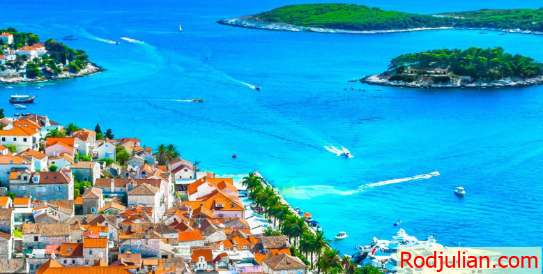 The Most Beautiful Islands in The World! Travel