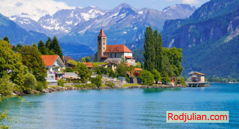 the most beautiful places in Switzerland! Travel