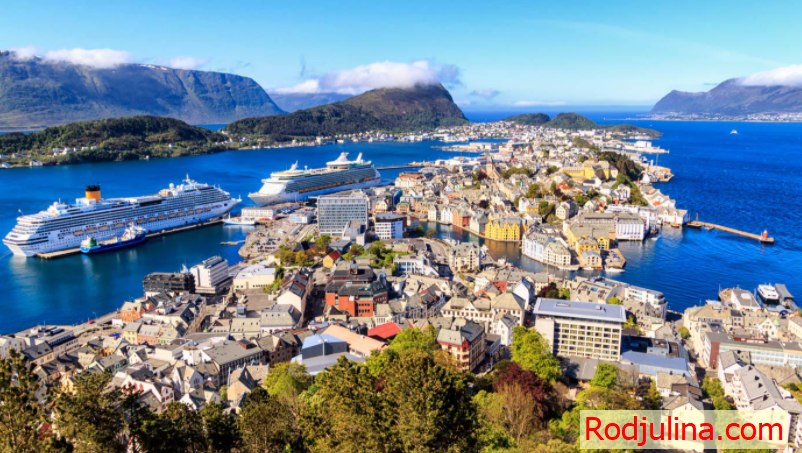 Tourist places in Norway !Travel
