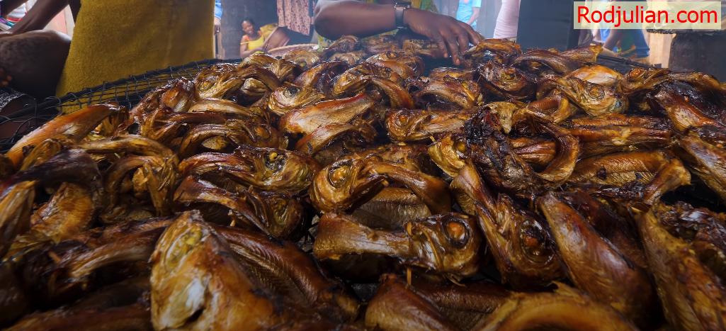 Largest slum dish in Africa! Attractive food!