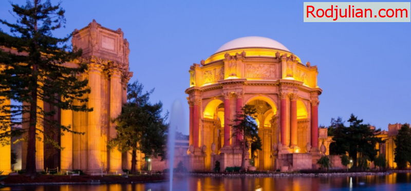 The most beautiful places in San Francisco!Travel