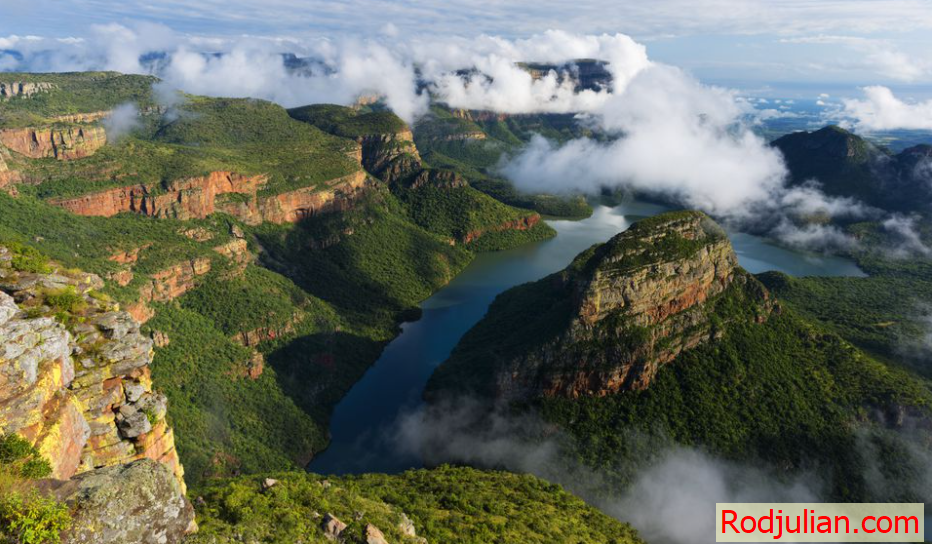 10 places to visit and travel in South Africa!Travel