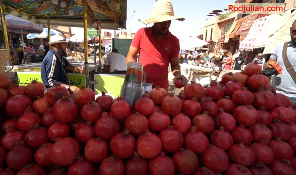 Morocco Street Food-Marrakesh Best Street Food Guide!