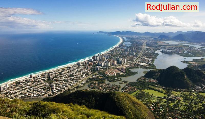 The most beautiful in Rio de Janeiro!Travel