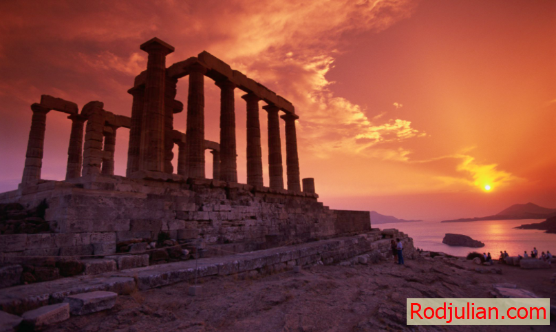 Famous places in Greece! Travel