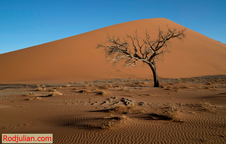 Africa- The most beautiful places for travel enthusiasts!