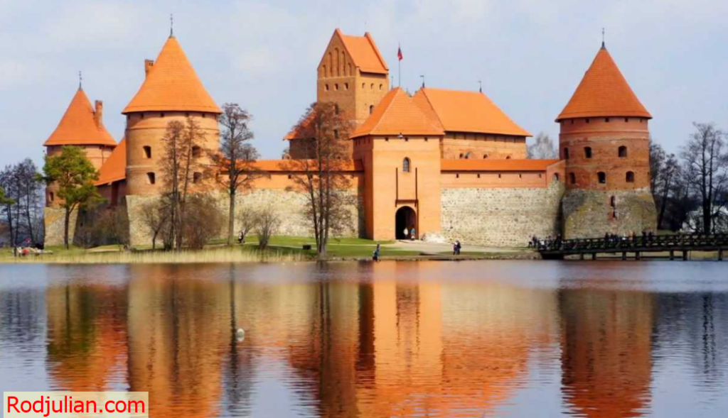 The most beautiful castles in Europe you should visit!