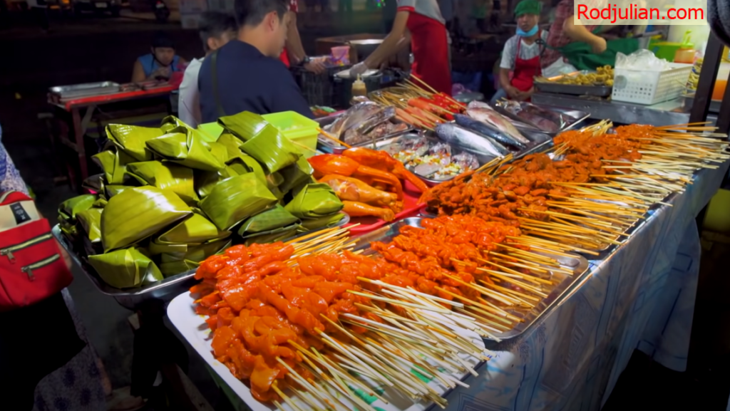 Filipino – Great street food! you should eat once!