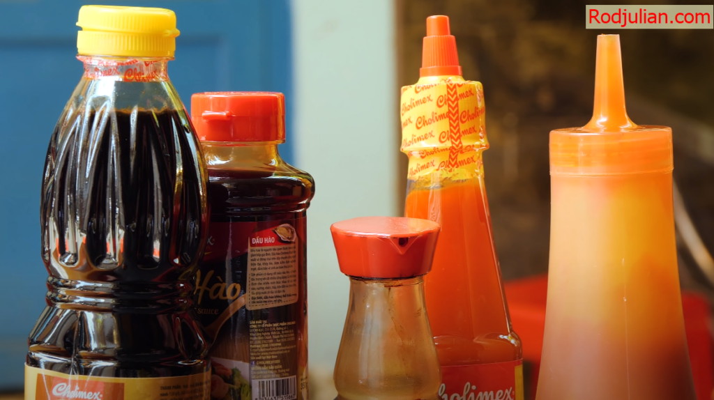 How to create a bottle of CHILI SAUCE- And food with CHILI SAUCE!