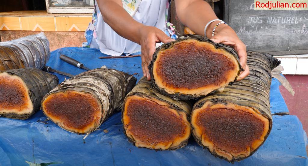 Super RARE Malagasy Village Food!Madagascar Street Food!!!