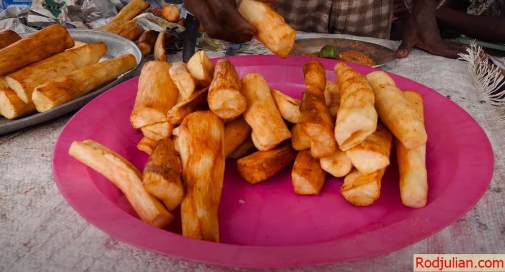 Mombasa Street Food Tour in Kenya!!!