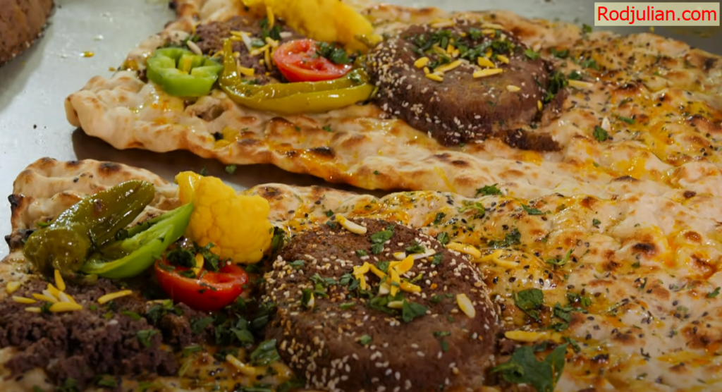 Iran- the culinary paradise! Unforgettable dishes!