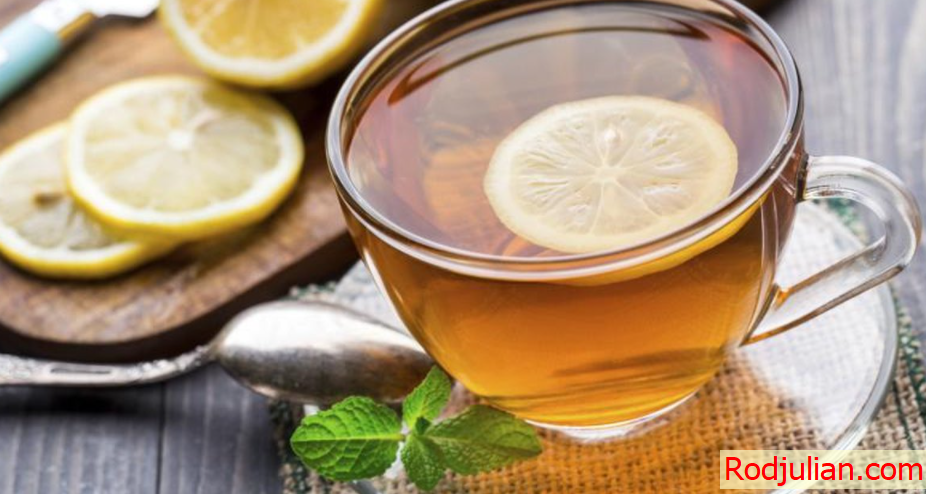 Drinking these teas helps your body and stomach get better!
