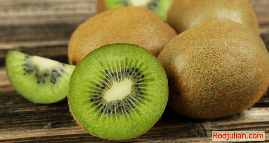 What happens when you eat kiwi?
