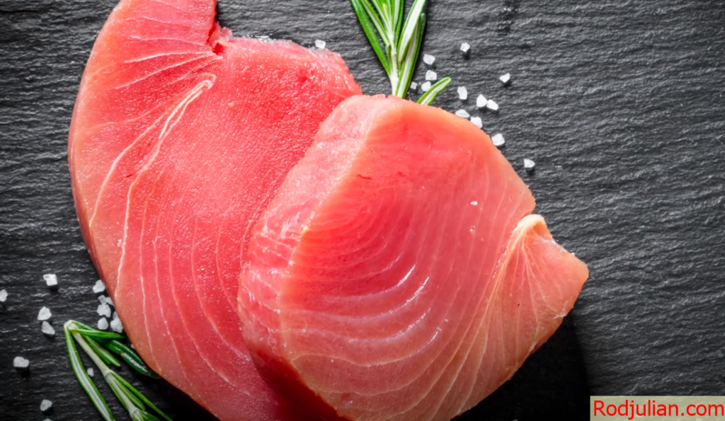 Is it healthy to eat tuna every day?