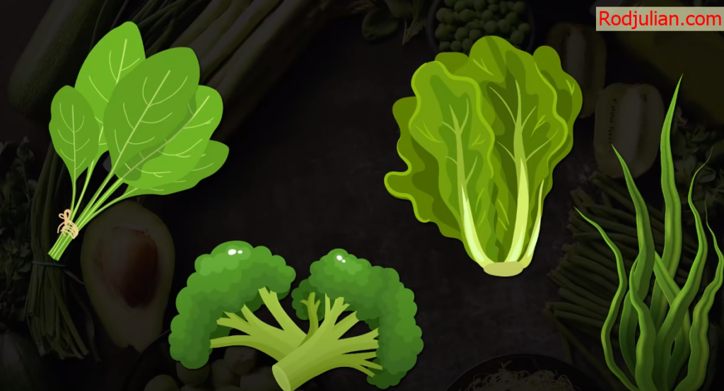 You should use chlorophyll every day for good health!