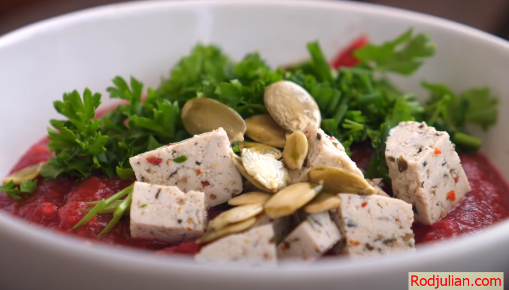 What happens when you eat tofu every day?