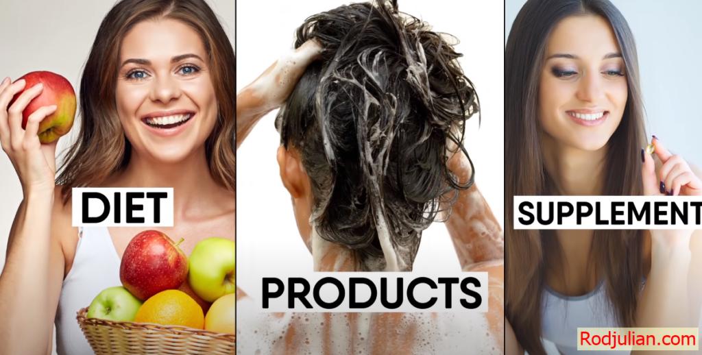Nourishing for stronger hair