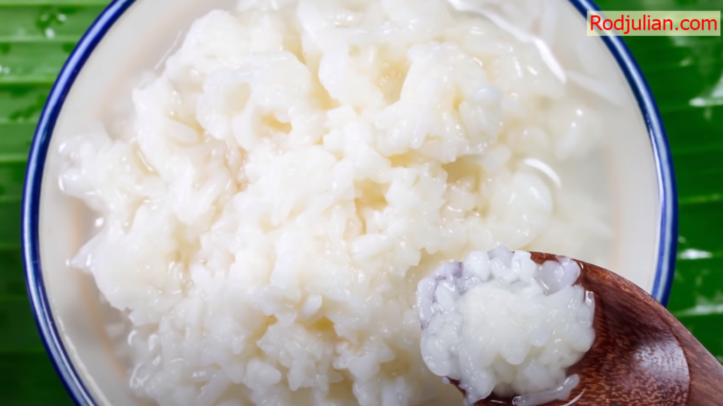 Very good fermented rice you should eat every day!